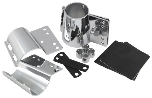 National Cycle Switchblade Windshield Quick-Release Hardware Kit For Honda VT1100 Spirit 1987-2004 / VT1100C2 ACE 1995-1999 / VT750C SPIRIT 2001-2004 / VT750 ACE 1997-2000 :: Kawasaki Vulcan 1999-2010 :: Yamaha V-Star 1999-2010- KIT-Q102