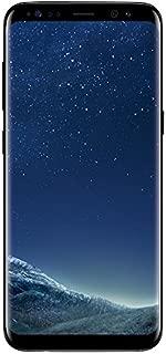 Samsung Galaxy S8 Smartphone, 64 GB, Nero [Germania]