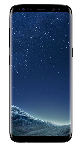 Samsung Galaxy S8 Smartphone, 64 GB, Nero [Germania]