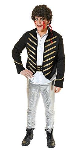 DAM Adam Ant fancy dress costume (disfraz)