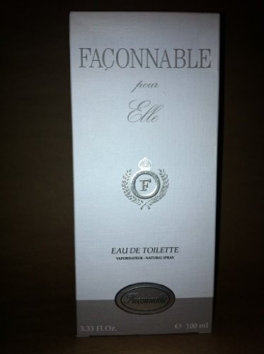 Faconnable FOR WOMEN by Faconnable - 3.4 oz EDT Spray