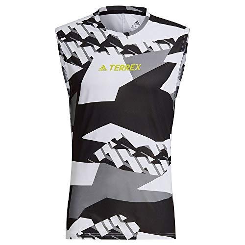 adidas Camiseta sin Mangas Modelo AGR Tank Marca
