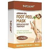Fußmaske, Hornhaut Entfernung FuTotclearß Peeling Maske Exfoliating Fußmaske zur Entfernung von Hornhaut, Fußpflege für seidig weiche Füße