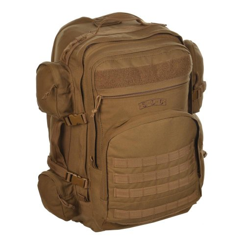 Sandpiper of California Long Range Bugout Backpack (Brown, 26x15.5x10.5-Inch)