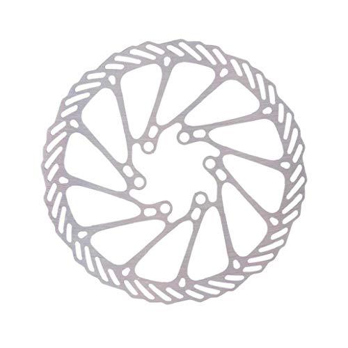 Rotor de acero inoxidable disco del rotor del freno de la bici...