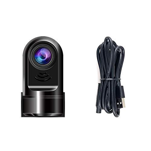 Liuying 1080p Adas Car DVR 170 Grados Visión Nocturna Grabadora de Conducción USB Grabadora de Coche
