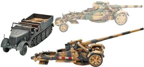 Revell 03188 - 21cm Mörser 18/17cm Kanone 18 & FAMO im Maßstab 1:72