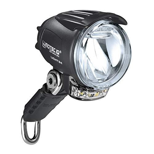Busch & Müller Frontlicht Lumotec IQ Cyo T Senso Plus Fahrradlicht, schwarz, one size