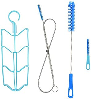 J.CARP Cleaning Kit Made of Stainless Steel 304 Tough and Enduring