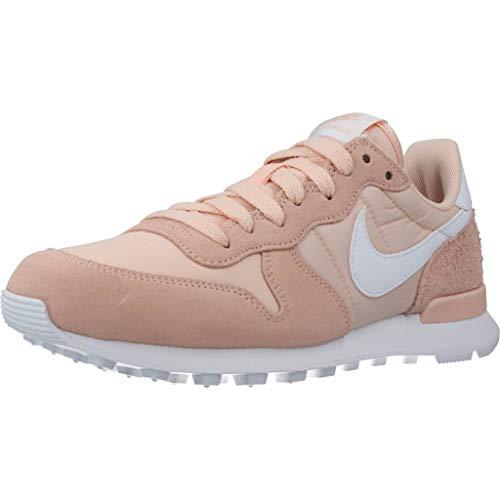 Nike WMNS Internationalist - Washed Coral/White, Größe:8.5