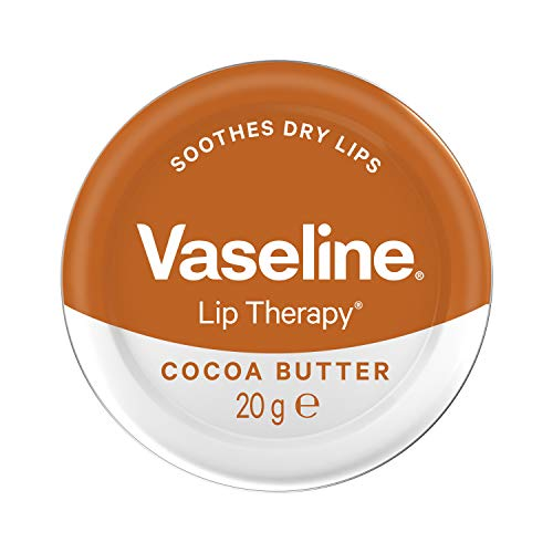 Vaseline Lip Therapy Petroleum Jelly Cocoa Butter