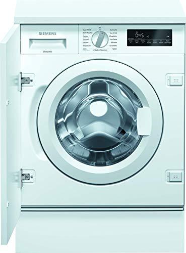 Siemens WI14W442 iQ700 Einbau-Waschmaschine / 8kg / A+++ / 1400 U/min / Outdoor/Imprägnieren-Programm / varioSpeed Funktion / Nachlegefunktion