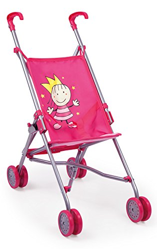 Bayer Design- Poussette Canne Princesse, 30182, Rose