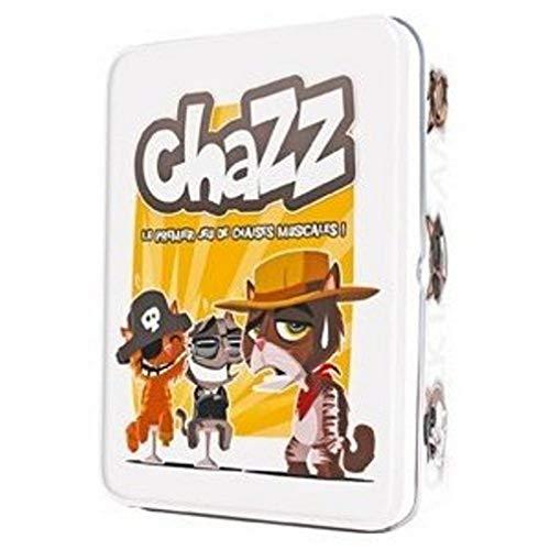 Asmodee - CHAZZ01 - Jeu d'ambiance - Chazz