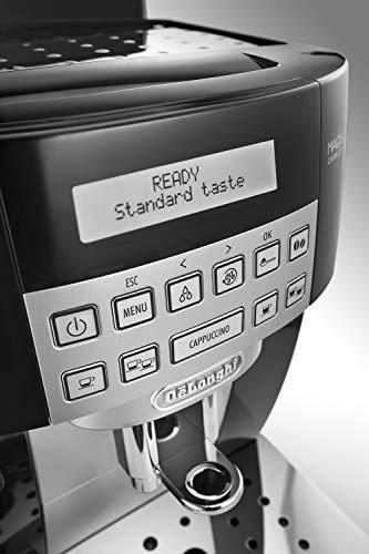 De'longhi Ecam 22.360.B – Cafetera superautomática, 15 bar