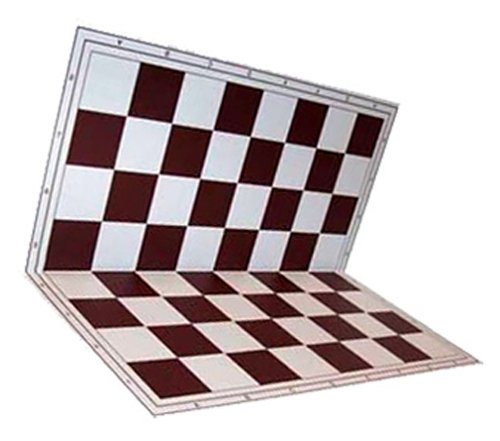 ChessEbook Schachbrett Kunststoffschachplan klappbar FG 55 mm