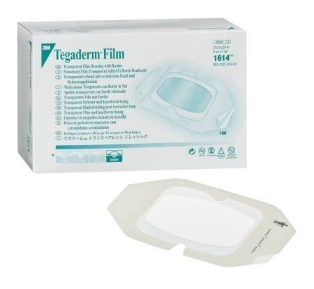 Transparent Dressing 3M TegadermTM Film 6 X 8 Inch, 10 Per Box by BUFFALO HOSPITAL SUPPLY ***