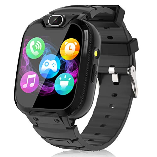 Kids Smart Watch for Boys Girls – Kids Smartwatch with Call SOS 14...