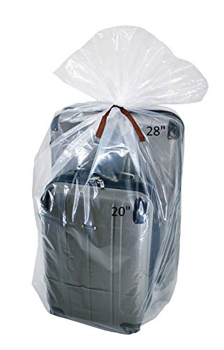 Wowfit 5 CT 40x60 inches Clear Giant Storage ...