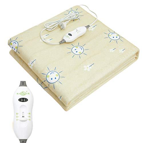Electric blanket Heizdecke einzelnes Kind kleine Leistung bequemes Gewebe, schnelle Heizdecke der Sicherheitshohen temperatur