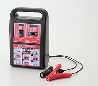 バックアップメモリーDC12V電源 バッテリー直結式 バッテリー交換時の機器(BK3000)GSユアサ