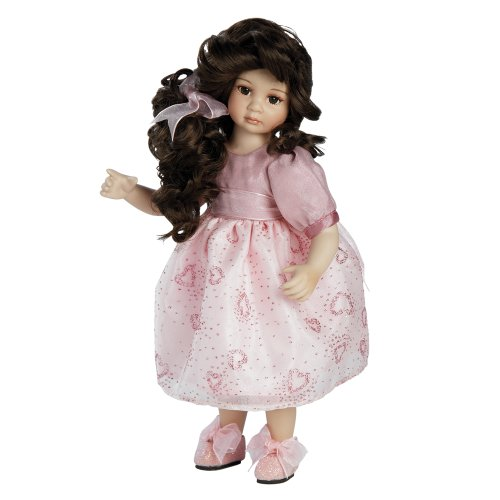 Marie Osmond Doll 9' Standing Madisyn Sweetheart Tiny Tot