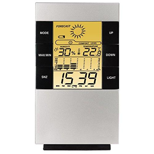 Hama LCD-Thermo-/Hygrometer