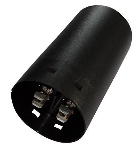 AERZETIX: Condensador de arranque del motor 200µF 250V Ø45