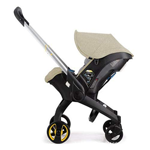 Great Deal! Baby strollers Xinjin Newborn Two-Way 4-in-1 Multi-Purpose Stroller Lightweight Stroller...