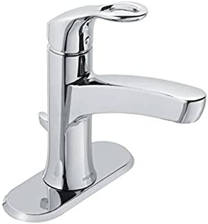 Amazon Com Moen Bathroom Sink Faucets Bathroom Fixtures Tools