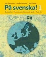Pa svenska!: Ovningsbok