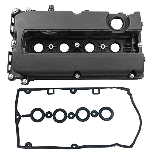 MOSTPLUS 55558673 Engine Valve Camshaft Rocker Cover Compatible with Chevrolet Cruze Sonic Aveo 55564395