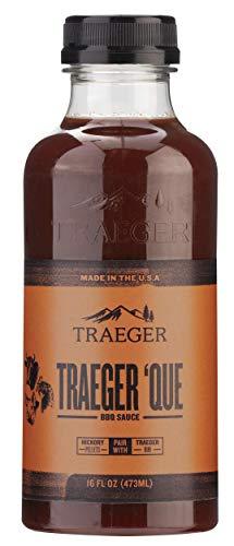 Traeger Grills SAU039 Traeger 'Que BBQ Sauce