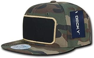 DECKY Patch Snapback Cap Woodland
