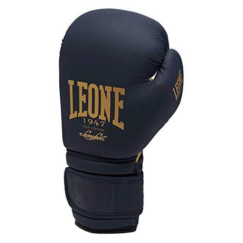 guanti boxe 14 oz LEORC #LEONE 1947 Blue Ed