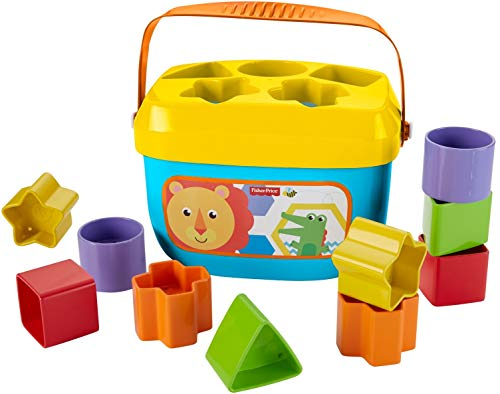 Fisher-Price Baby's First Blocks makes a great best gift for 1 year old boy and girl.