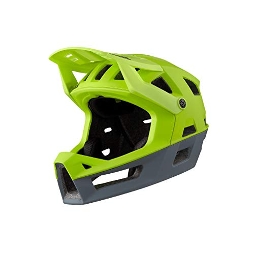mtb helmet removable chin guard