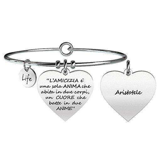 Bracciale Kidult Love Life L'Amicizia Ref. 731095