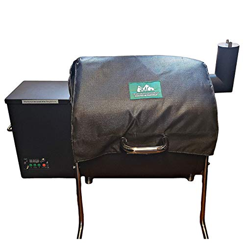 Green Mountain Grills 6012 Davy Crockett Heavy-Duty Weather-Resistant Insulated BBQ Grill...