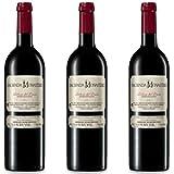 Hacienda Monasterio Vino tinto reserva - 3 botellas - 2250 ml