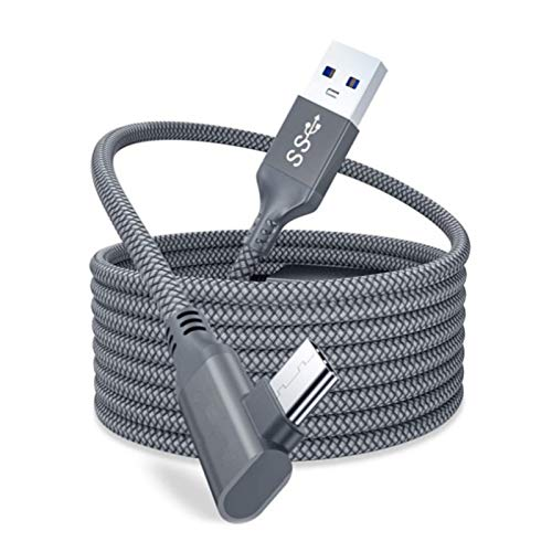 YsaAsaa 16ft Link Charging Cable, Type-c Data Cable, High Sp