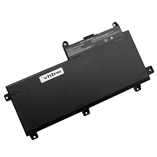 vhbw Li-Ion Akku 4200mAh (11.4V) schwarz passend für Laptop, Notebook HP ProBook 640, 640 G2, 645, 645 G2, 650, 650 G2, 655, 655 G2