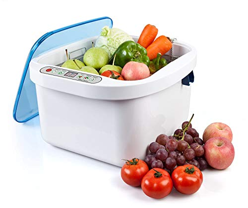 Bestlife® Home Use Vegetable Washer Ozone Fruit Sterilizer Cleaner Health Machine 128l