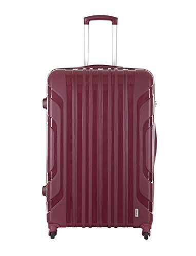 Travel One Valise cabine Incassable - LAKEWOOD BORDEAUX - Taille S -...