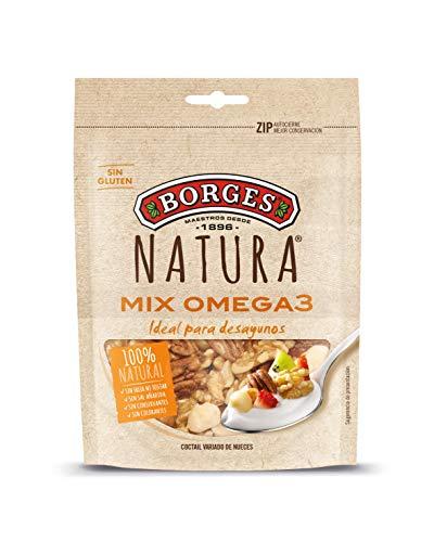 Borges Natura - cocktail variado de nueces crudas (pecana,