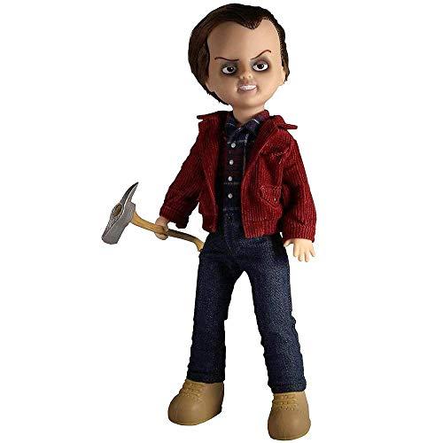 Mezco Toyz Muñeca Jack Torrance 25 cm. El Resplandor Living Dead Dolls
