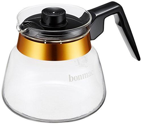 bonmac ボンマック コーヒー サーバー 5杯用 700ml CS-5 #814401
