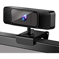AuKing 1080P HD Webcam with Microphone