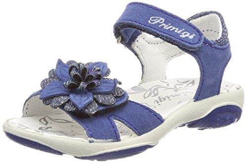 PRIMIGI Jungen Mädchen PBR 53840 Peeptoe Sandalen, Blu Bluette, 26 EU