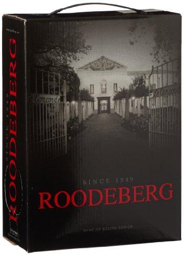 KWV Roodeberg Cabernet Sauvignon Bag-in-Box Rotwein trocken, 1er Pack (1 x 3 l)